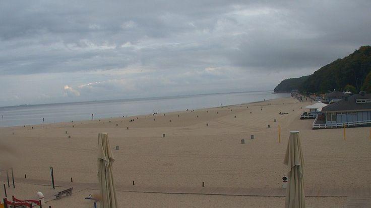 Gdynia, 15.36 http://xc.pl/gdynialive - kamera HD na żywo z gdyńskiej plaży