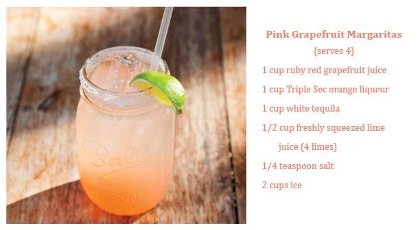 bon appetit image   barefoot contessa pink grapefruit margarita recipe