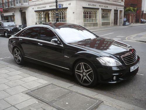 £120,000 mercedes s class amg