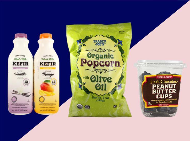 The 11 Best Healthy Packaged Snacks at Trader Joe's   SELF