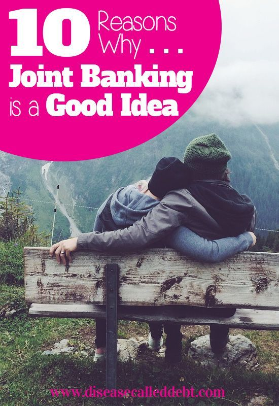 10 good reasons for opening a joint account with your partner. You don't have to lose your financial independence - you can achieve more together!