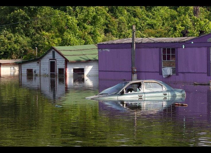 2011 Mississippi River Flooding (Huffington Post)