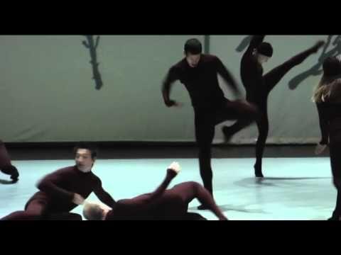 """""""HENRI MICHAUX: MOUVEMENTS"""" / Compagnie Marie Chouinard"""