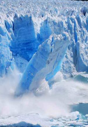 Perito Moreno Glacier   Previous assumptions about sea level rise were WRONG; the new truth is ...