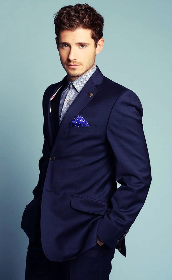 Julian Morris...love a man that can wear a suit well.