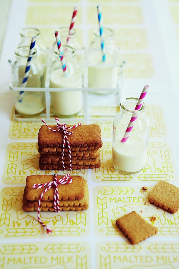 Malt powder cookie recipes