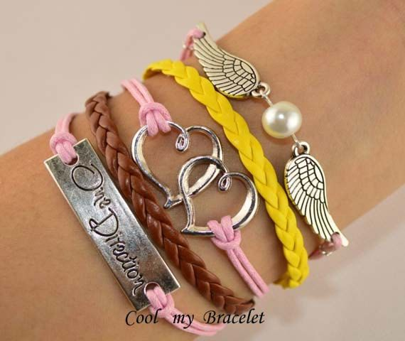 Handwoven personality a direction of double by Coolmybracelet, $5.99