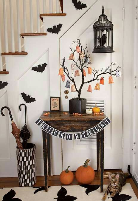 102 best Halloween images on Pinterest Halloween decorating ideas