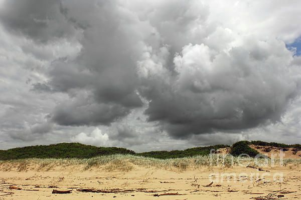 #Cloudy #Beach II by #Kaye_Menner #Photography Quality Prints Cards Products at: http://kaye-menner.pixels.com/featured/cloudy-beach-ii-by-kaye-menner-kaye-menner.html