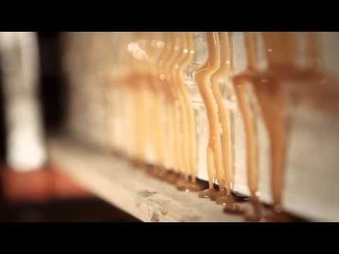 Невероятные творения из дерева и эпоксидной смолы - YouTube