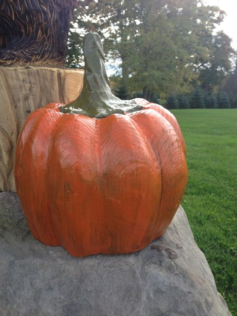 Best pumkin chain saw carvings images on pinterest