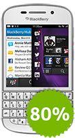 BlackBerry LTE Blanco Q10