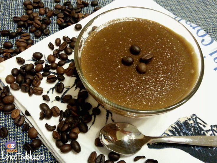 Crema al caffè senza latte