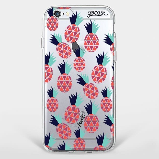 Custom Phone Case Red Pineapple Cell Phones & Accessories - Cell Phone, Cases & Covers - http://amzn.to/2jXZVL6