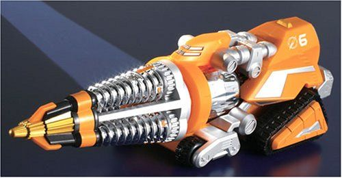 Power Rangers Operation Overdrive Boukenger Drill Accessory * Click image to review more details.
