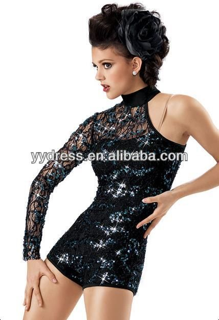Cheap dancewear skirts, Buy Quality dancewear brands directly from China tap water Suppliers: Full Lace One-Sleeve Leotard Jazz dance costume Description of goods : 1. Jazz dance