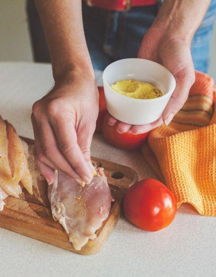Come rendere gustoso il petto di pollo - La Cucina Italiana
