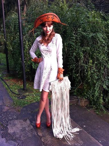 ¡Me encanta el traje!      LOOK DO DIA - SPFW #1   Armário da Maria por Maria Eugênia Suconic
