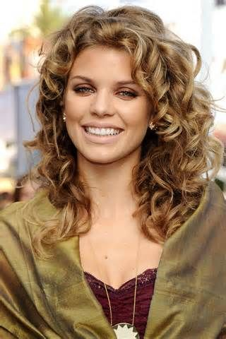 Image detail for -Long Wavy Permed Hairstyle