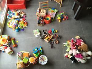 Organiser la rotation des jouets de Bébé [Montessori-à-ma-sauce] • Hellocoton.fr