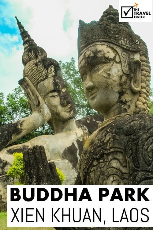 Buddha Park Vientiane: An Unusual Visit to Xieng Khuan Laos | The Travel Tester