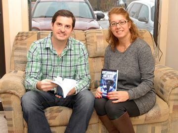 Notorious Ontario - Bradford's Andrew Hind and Maria Da Silva published their 17th book together, Notorious Ontario: Outlaws, Criminals & Gangsters.