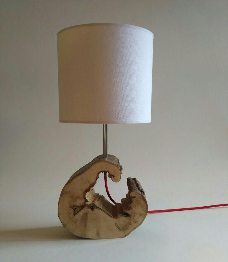 #woodlamp #diylamp