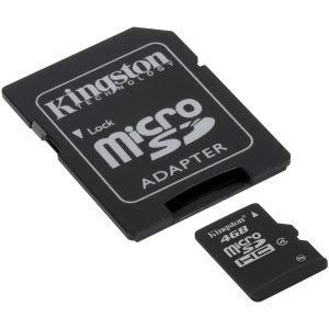 Professional Kingston MicroSDHC 4GB Card for Garmin nuvi 1450 by Kingston. $1.99. This Kingston MicroSD card is specifically designed for the Mio Nuvi 1450 Phone