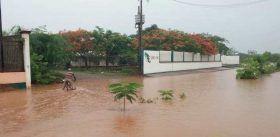Municipios de Salina Cruz y Tehuantepec suspenden clases ante pronóstico de fuertes lluvias