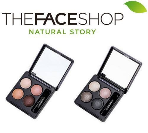 [Thefaceshop] Phấn mắt Face it baked Eyes Shadow