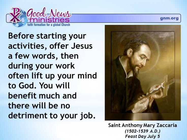 Today's Saint Quote22