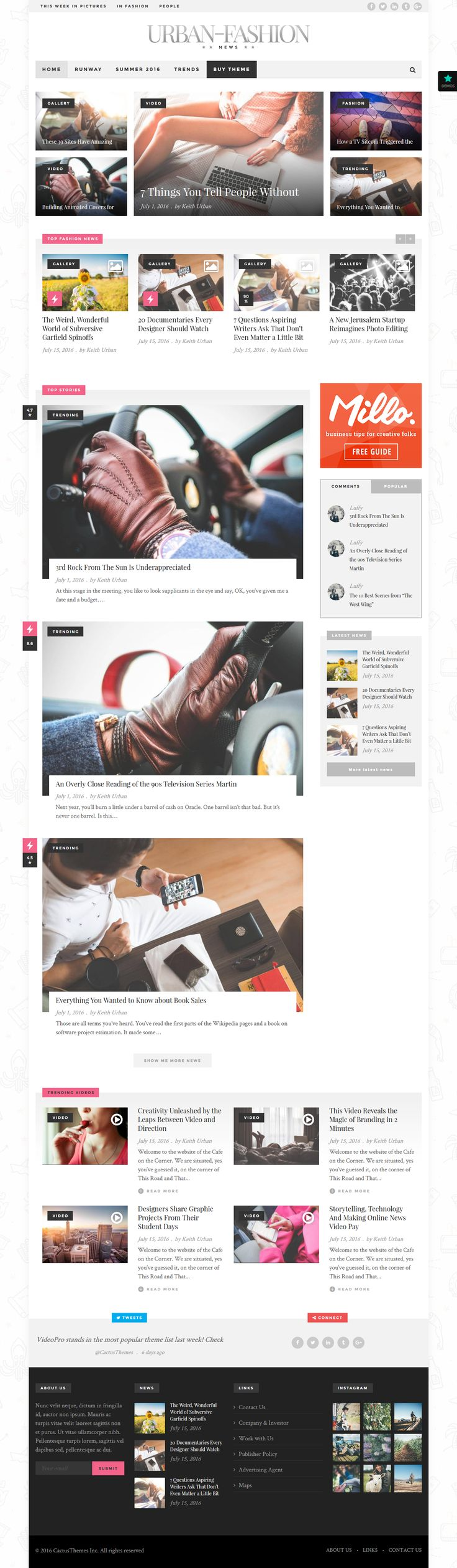 Schön Blog Vorlage Wordpress Galerie - Entry Level Resume Vorlagen ...