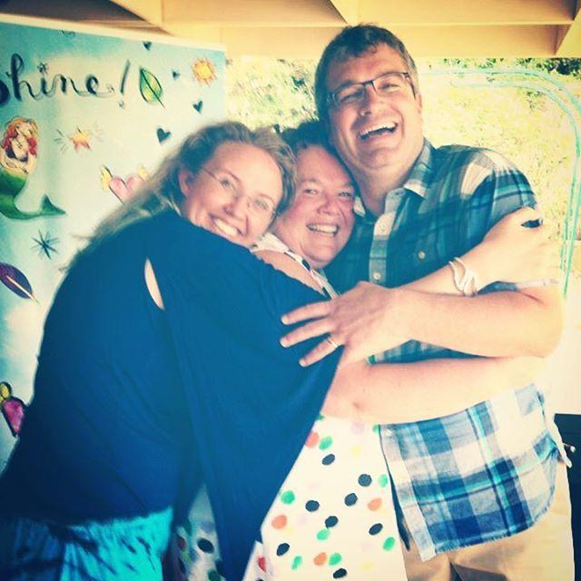 We like to Hug Sandwich our fans. #shiningacademy