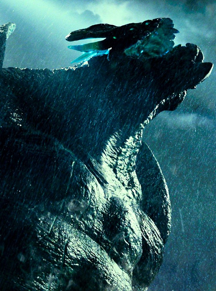 Pacific Rim - how I feel today!