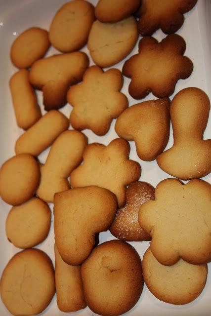 Cocinateca: receta de galletas