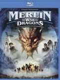 Merlin and the War of the Dragons [Blu-ray] [English] [2008]