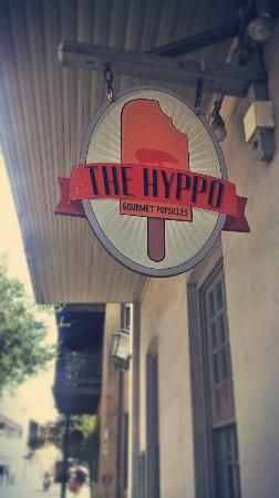 ST AUGUSTINE | The Hyppo Gourmet Popsicles