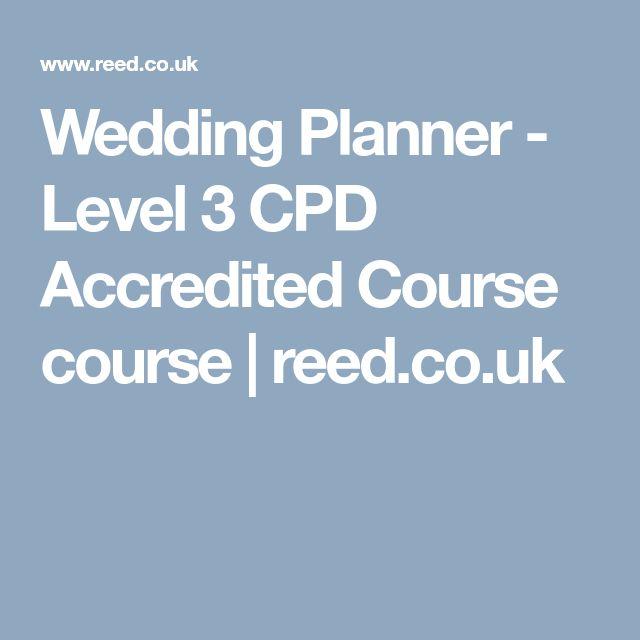 Best  Wedding Planner Courses Ideas On   Wedding List