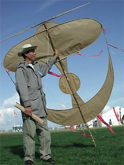 TOUR DU MONDE : WOKIPI - WORLD KITE PICTURE - Kite to the ends of the earth