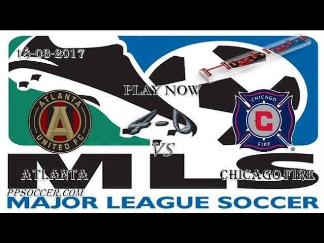 VIDEO Atlanta United 4 - 0 Chicago Fire HIGHLIGHTS | PPsoccer