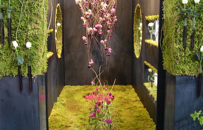 """The 7th International Roses and Gardening Show 2005 """"Charming Designers"""" in 2005_06"""