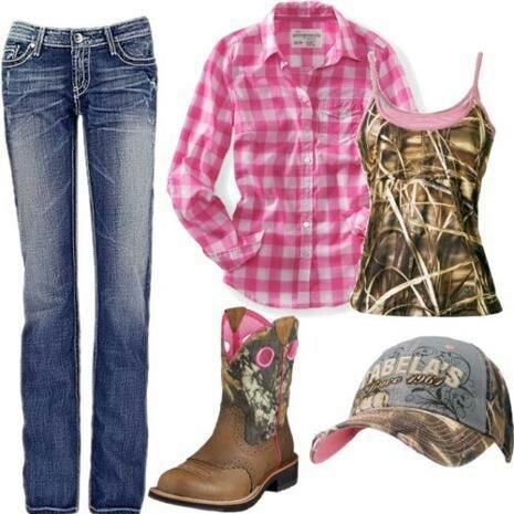 Country girl!!!