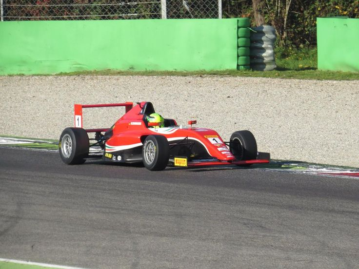 Mick Schumacher the Son of Michael Schumacher looking at Scuderia Ferrari F1 https://racingnews.co/2015/11/14/mick-schumacher-son-of-michael-schumacher-ferrari-f1/ #ferrari