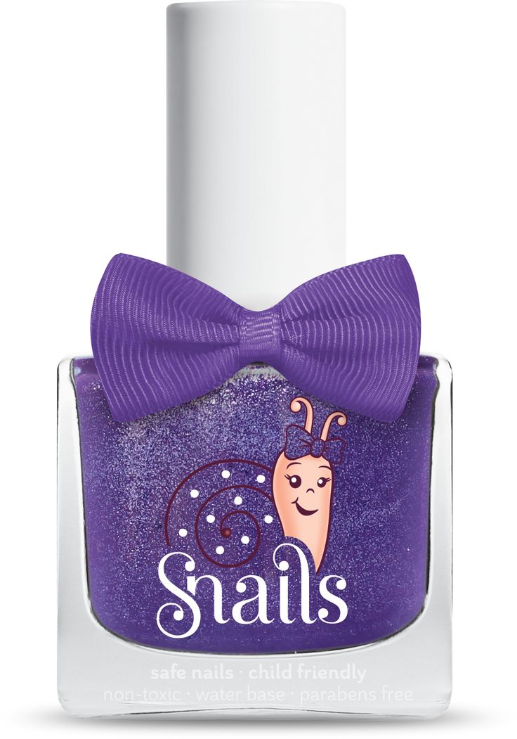 Prom Girl: Every girl dreams of her prom... why not make her feel as special in every occasion? PromGirl is a stylish, glittery colour to make your little girls nails stand out in a crowd :D