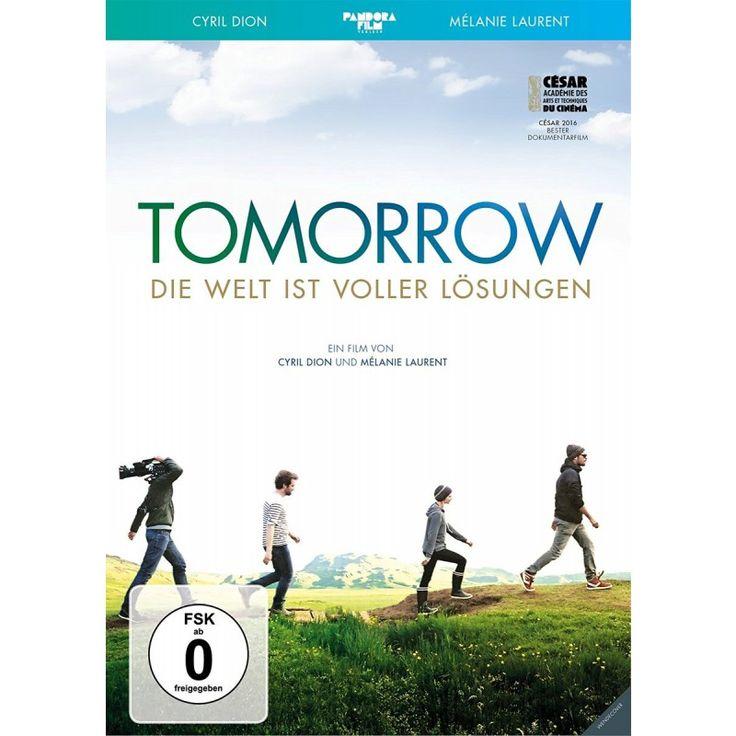 Tomorrow - Die Welt ist voller Lösungen, 1 DVD