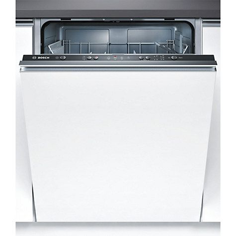 Buy Bosch SMV40C30GB Fully Integrated Dishwasher Online at johnlewis.com