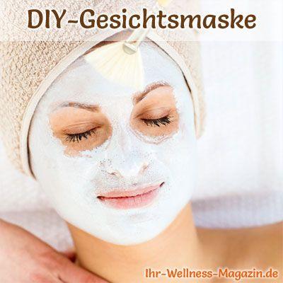 Gesichtsmasken-Rezepte zum Selbermachen: So einfach können Sie eine Gesichtsmaske mit Quark selber machen ...