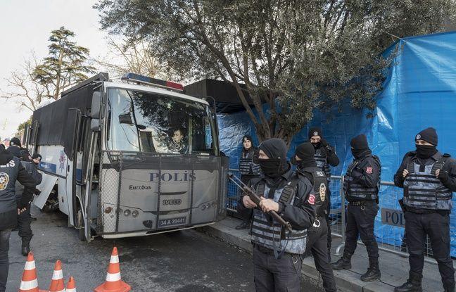 Attentat d'Istanbul: Deux suspects étrangers arrêtés à l'aéroport
