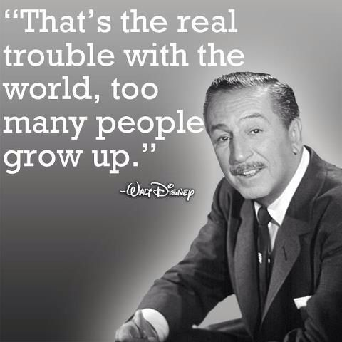 The one the only walt Disney! My inspiration!