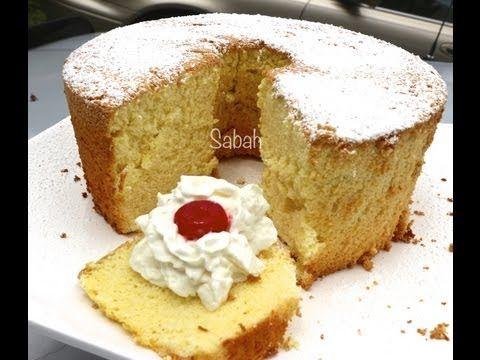 Recette de Gâteau éponge Americain(facile,rapide)/American Sponge Cake - YouTube